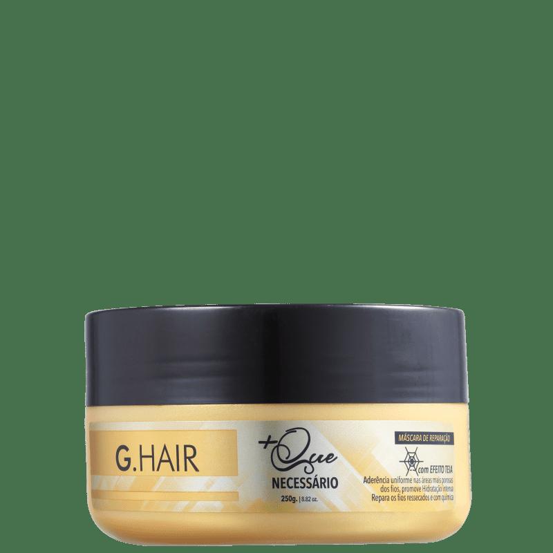 G.Hair +Que Necessário - Máscara de Tratamento 250g