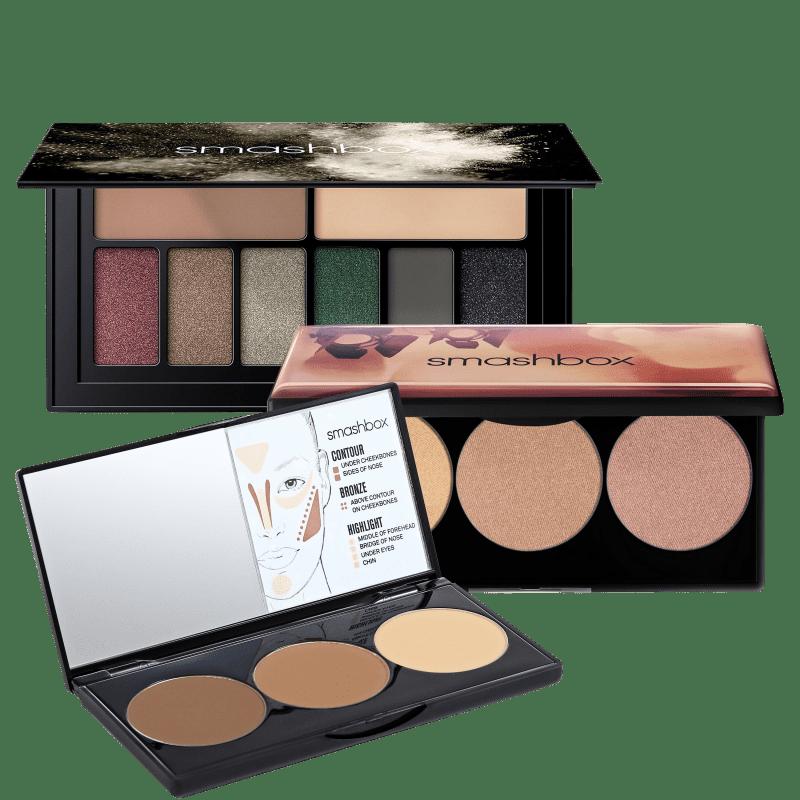 Smashbox Not So Basic - Conjunto de Maquiagem
