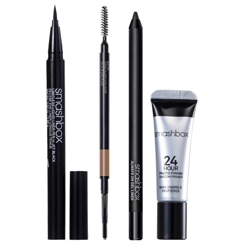 Smashbox Dramatic Eyes - Conjunto de Maquiagem