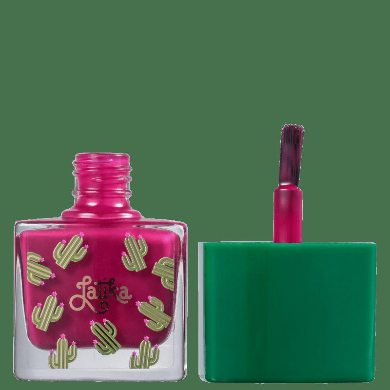 Latika Cactus Flower - Esmalte Cremoso 9ml