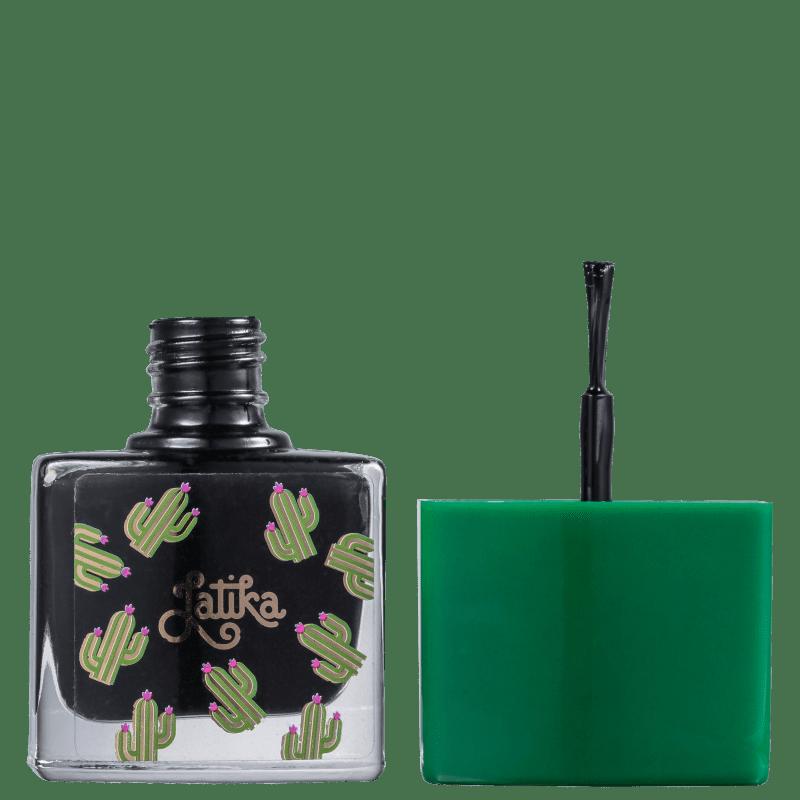 Latika Cactus Terrarium - Esmalte Cremoso 9ml