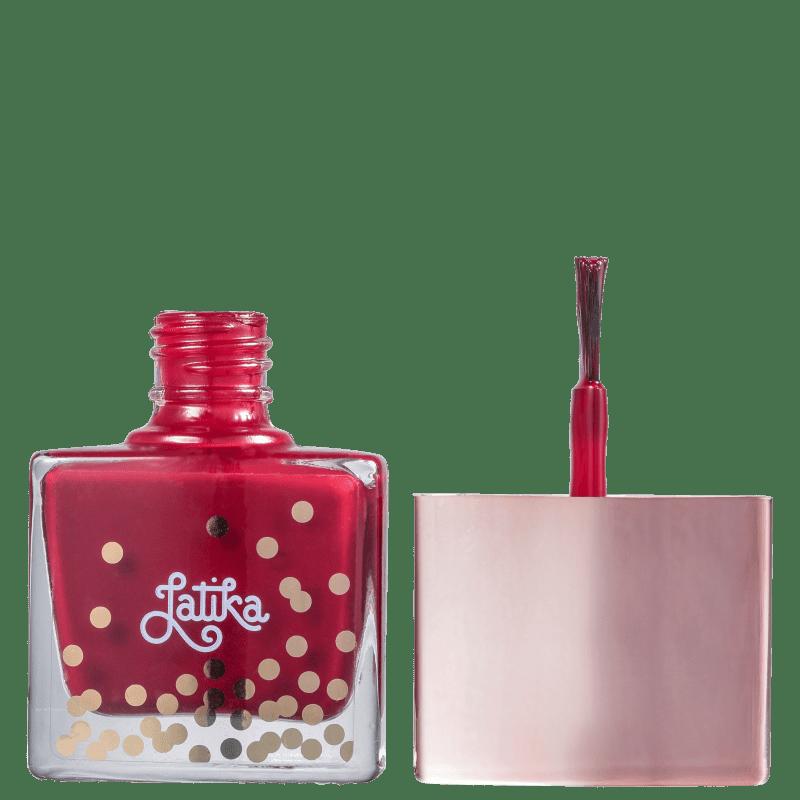 Latika Confetti Mûre - Esmalte Cremoso 9ml