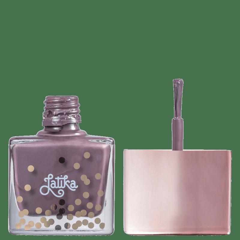 Latika Confetti Noir - Esmalte Cremoso 9ml