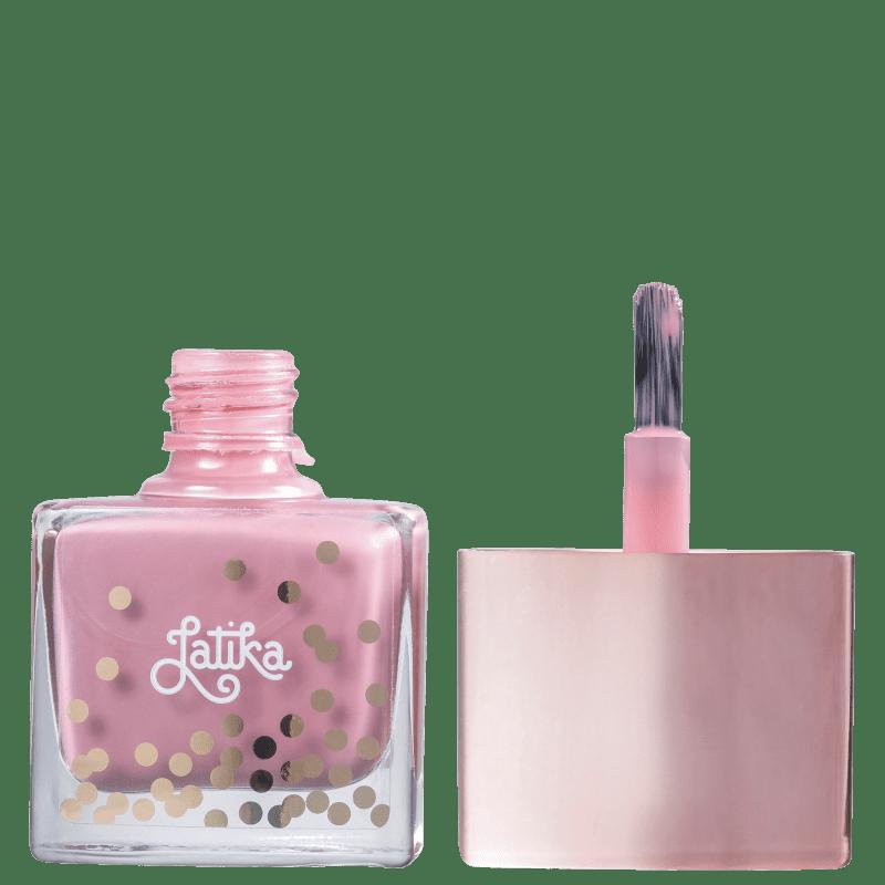 Latika Confetti Rose - Esmalte Cremoso 9ml