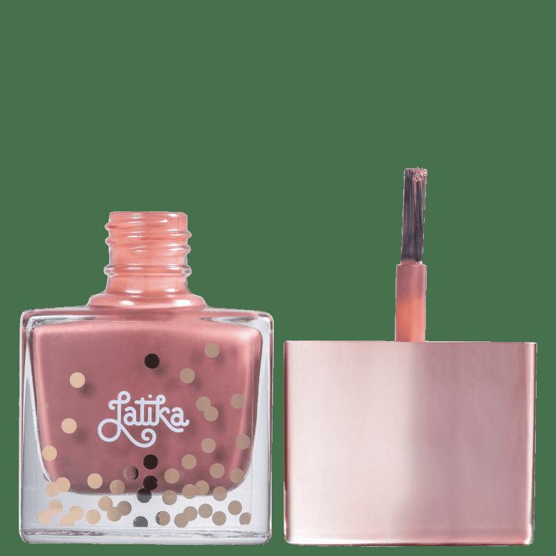 Latika Confetti Soirée - Esmalte Cremoso 9ml