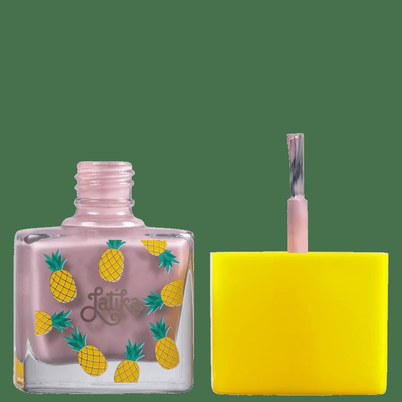 Latika Piña Flower - Esmalte Cremoso 9ml
