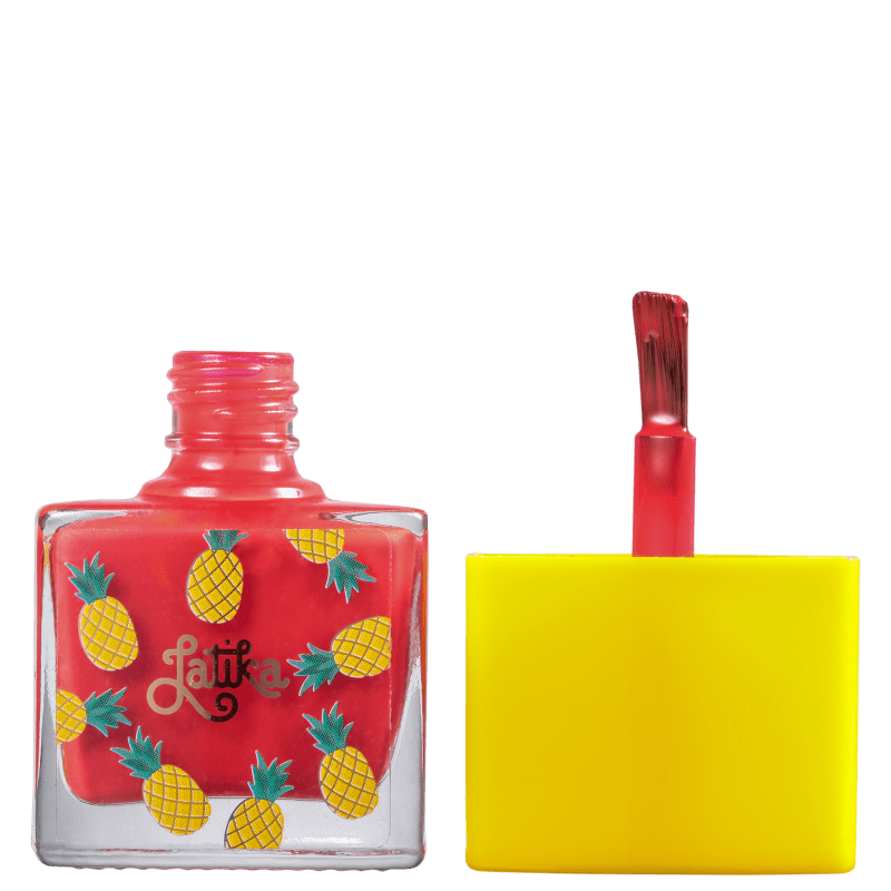 Latika Piña Party - Esmalte Cremoso 9ml
