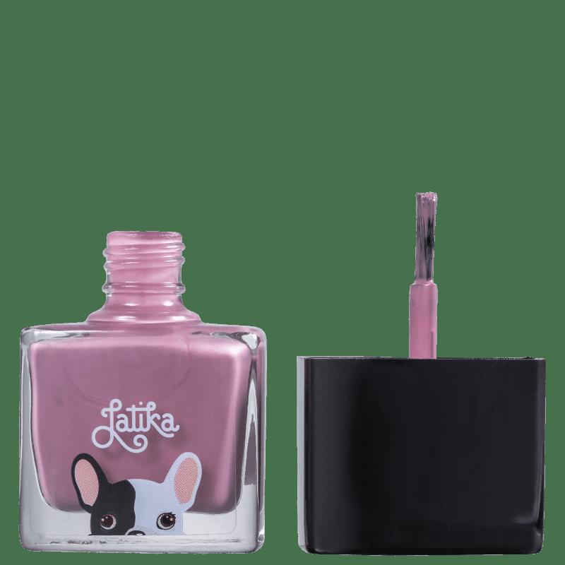 Latika Puppy Violet - Esmalte Cremoso 9ml