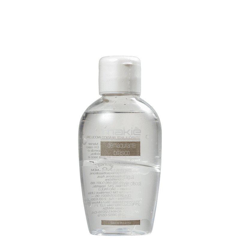 Makiê Bifásico - Demaquilante 60ml