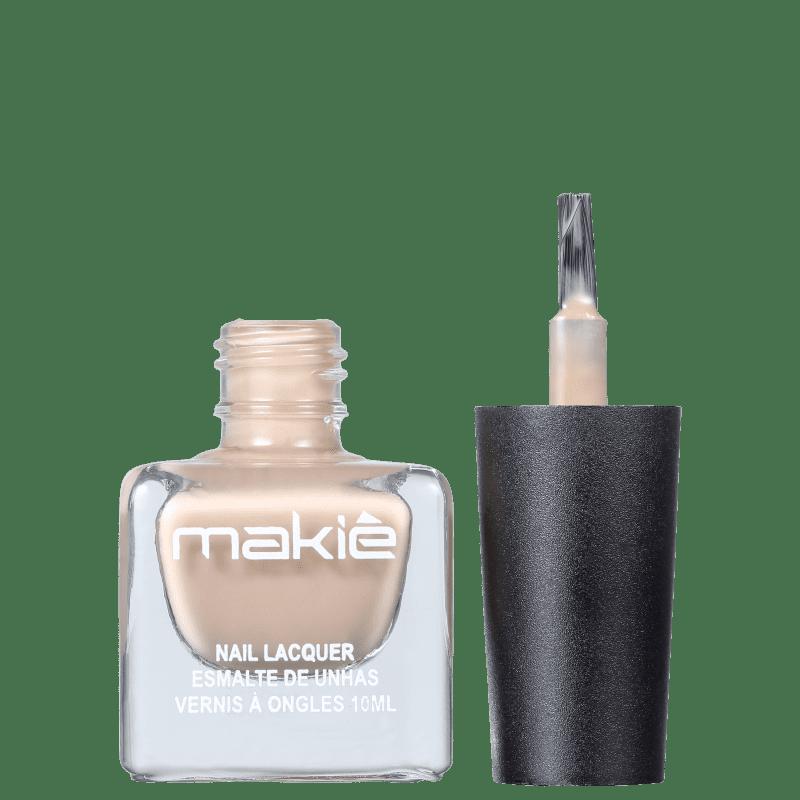 Makiê Nude Glam - Esmalte 10ml