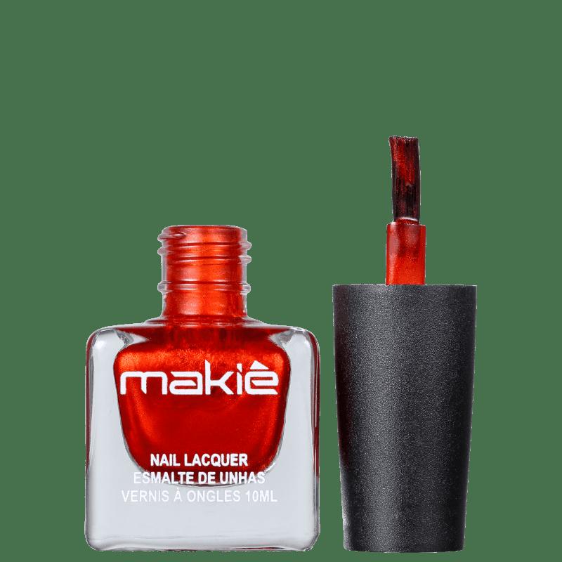 Makiê Red Carpet - Esmalte Metálico 10ml
