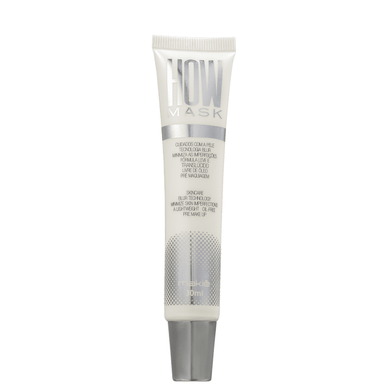 Makiê How Mask - Primer 30ml