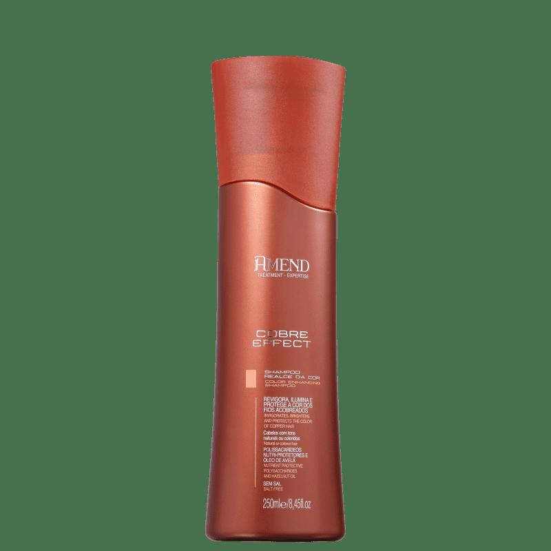 Amend Cobre Effect Realce da Cor - Shampoo 250ml