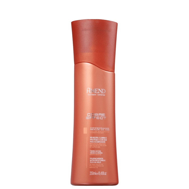 Amend Cobre Effect Realce da Cor - Condicionador 250ml