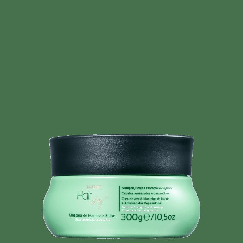 Amend Hair Dry Maciez e Brilho - Máscara Capilar 300g