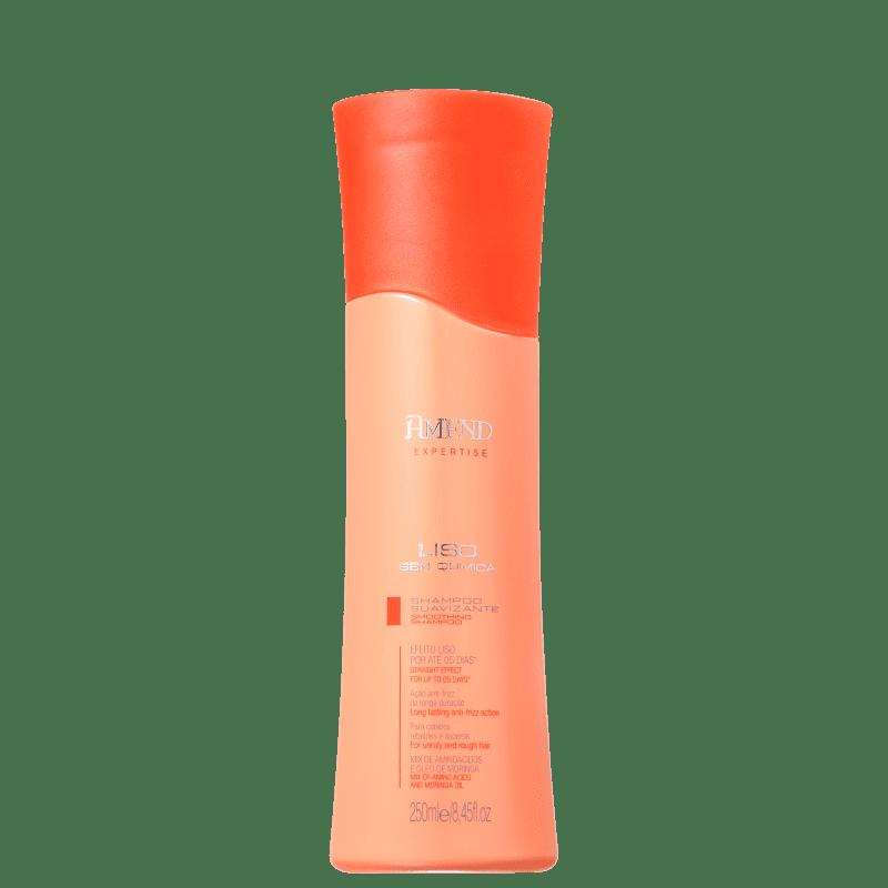 Amend Liso Sem Química Suavizante - Shampoo 250ml