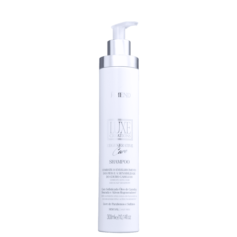 Amend Luxe Creations Regenerative Care - Shampoo 300ml