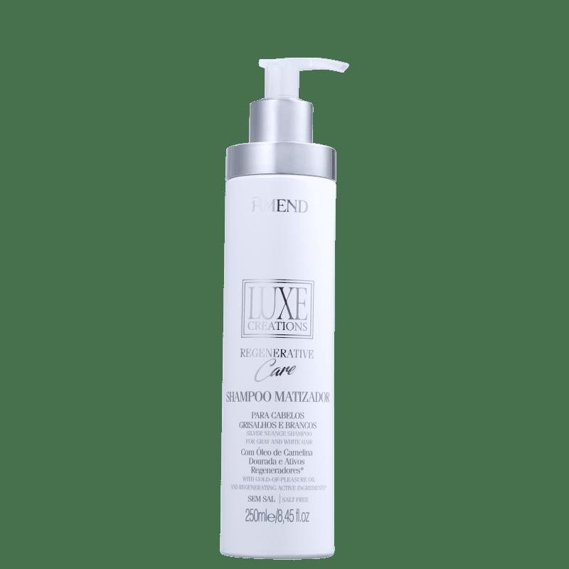 Amend Luxe Creations Regenerative Care - Shampoo Matizador 250ml