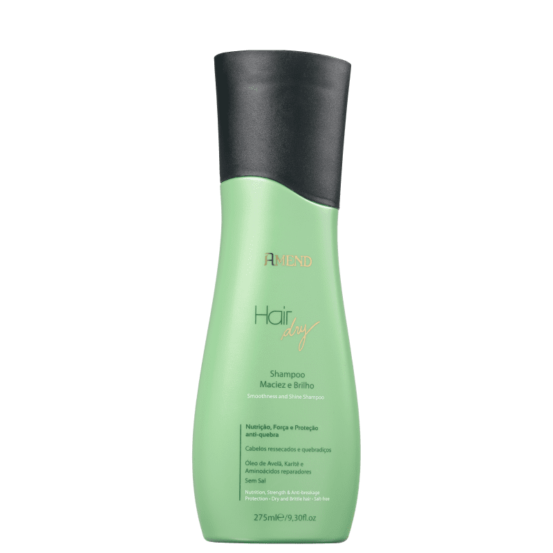 Amend Hair Dry Maciez e Brilho - Shampoo 275ml