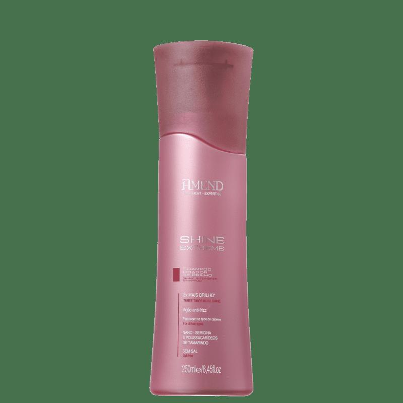 Amend Shine Extreme Doador de Brilho - Shampoo 250ml
