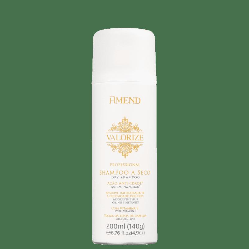 Amend Valorize Ação Anti-Idade - Shampoo a Seco 200ml