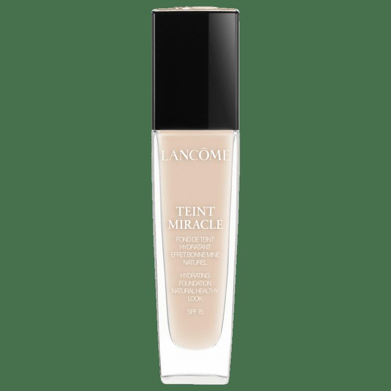 Lancôme Teint Miracle 10 Beige Porcelaine - Base Líquida 30ml