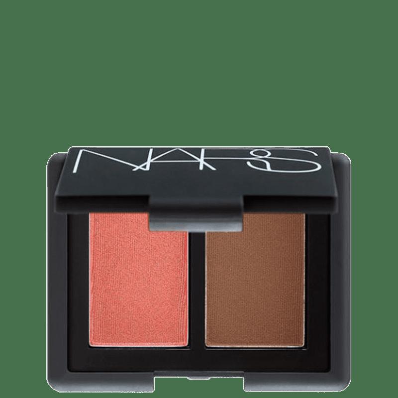 NARS Duo Orgasm e Laguna Mini - Paleta de Blush e Bronzer 5g