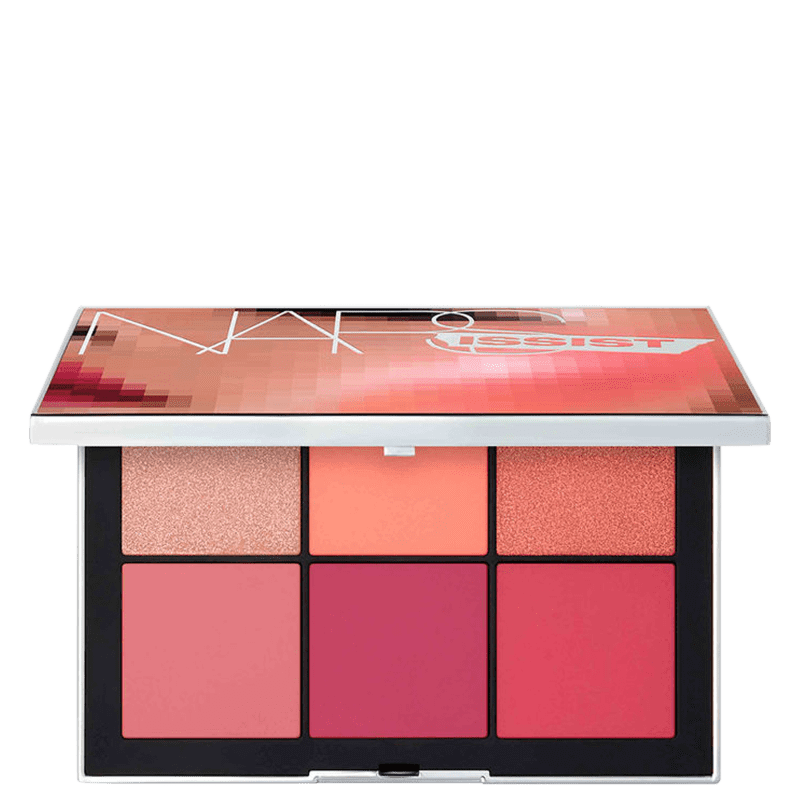 Paleta de Blushes NARS Wanted Cheek II