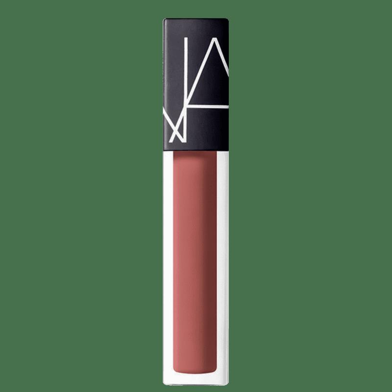 NARS Velvet Lip Glide Roseland - Batom Líquido 5,7ml