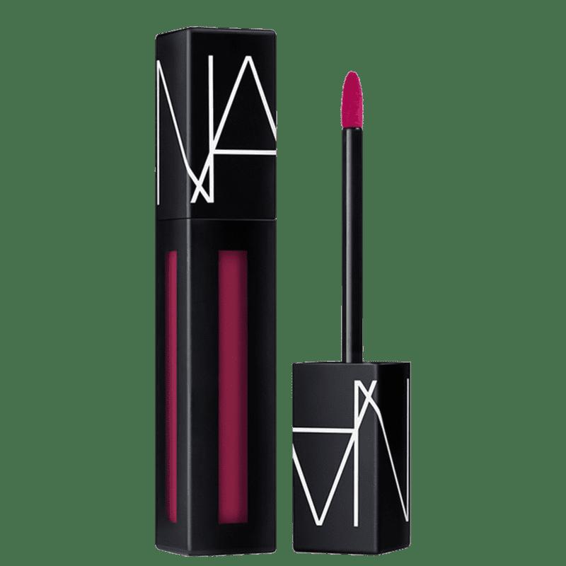 NARS Powermatte Lip Pigment Warm Leatherette - Batom Líquido Matte 5,5ml