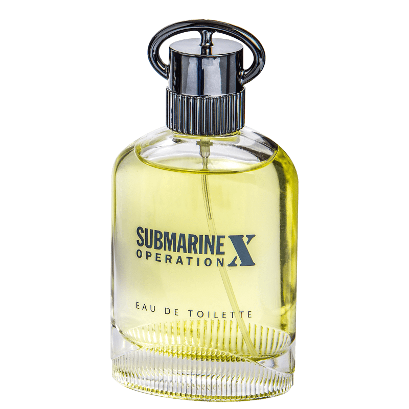 Submarine Operation Real Time Eau de Toilette - Perfume Masculino 100ml
