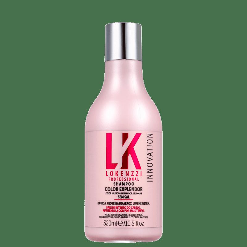 Lokenzzi Color Explendor - Shampoo 320ml