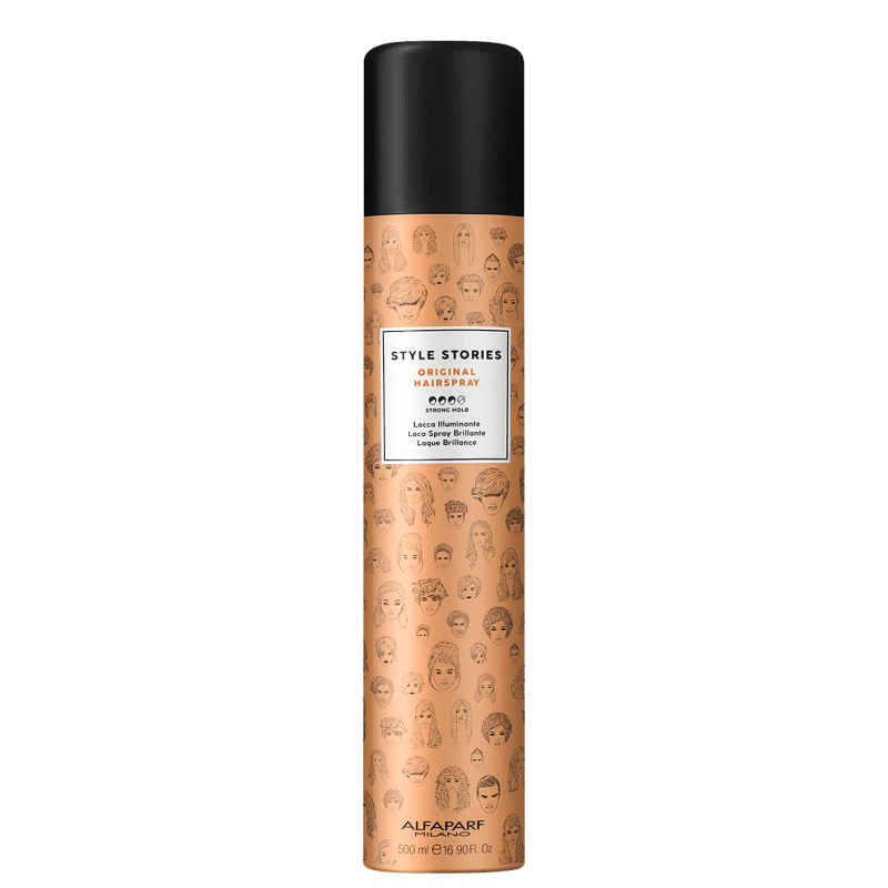 Alfaparf Style Stories Original - Spray Fixador 500ml