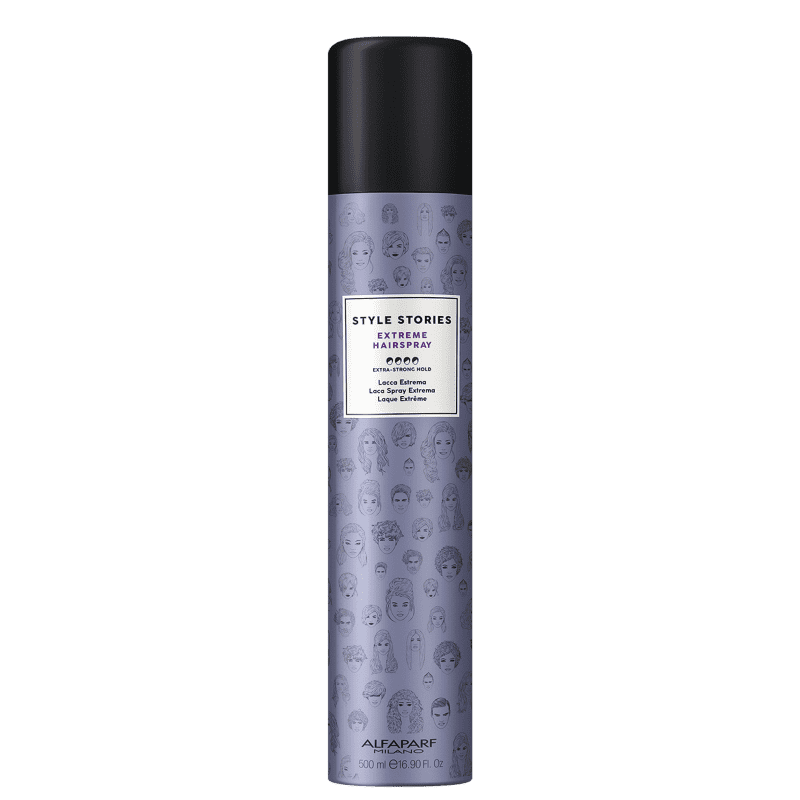 Alfaparf Style Stories Extreme - Spray Fixador 500ml