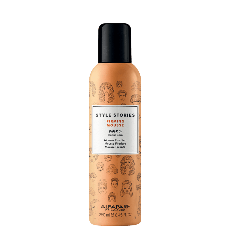Alfaparf Style Stories Firming - Mousse Fixadora 250ml