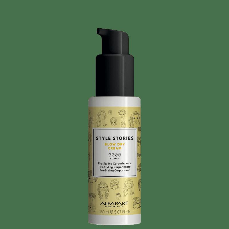 Alfaparf Style Stories Blow Dry - Creme Acelerador de Secagem 150ml