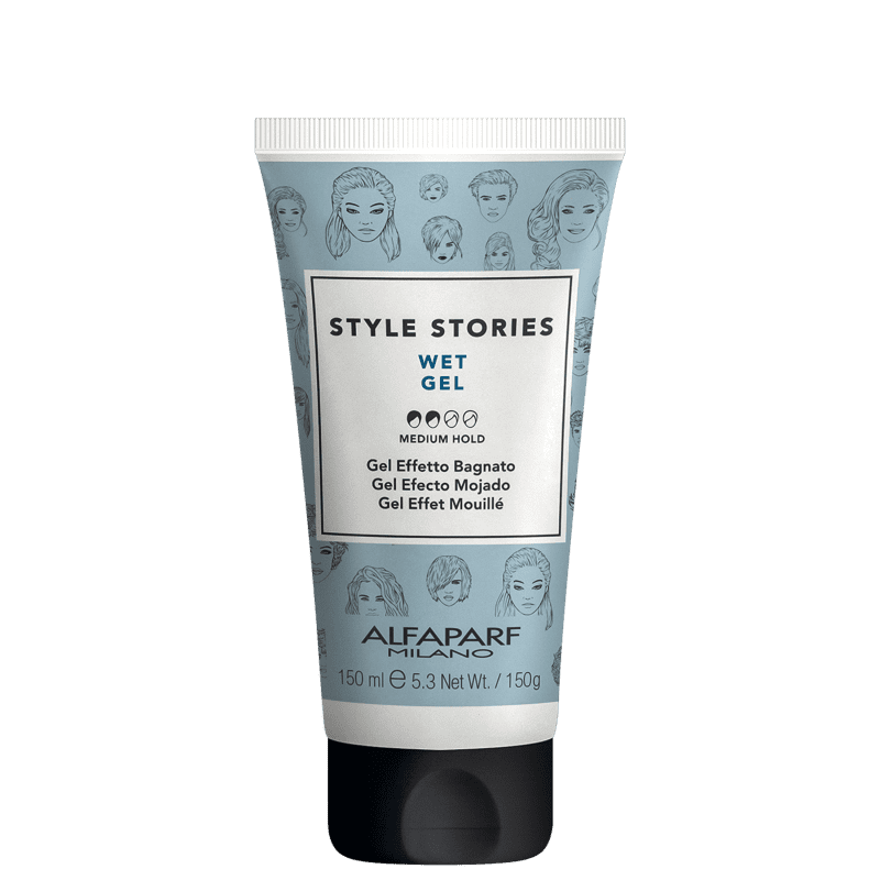 Alfaparf Style Stories Wet - Gel Texturizador 150ml