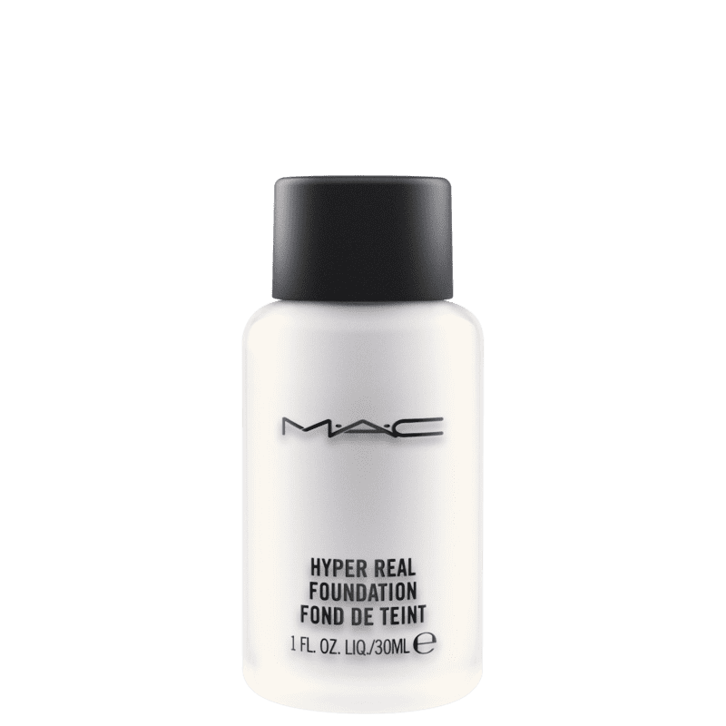 M·A·C Hyper Real Foundation Gold - Base líquida 30ml