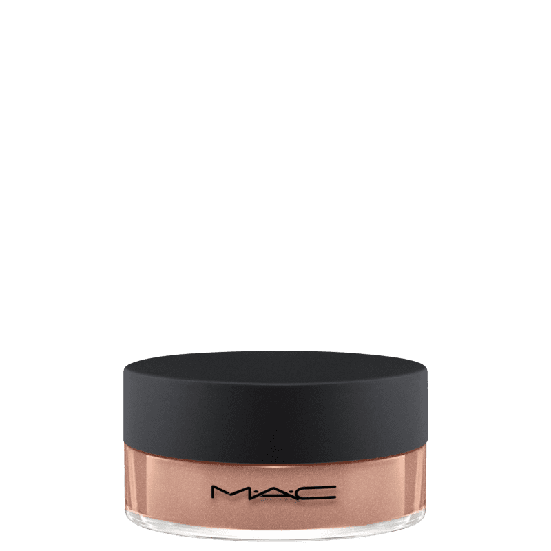 M·A·C Iridescent Powder Loose Golden Bronze - Pó solto 12g