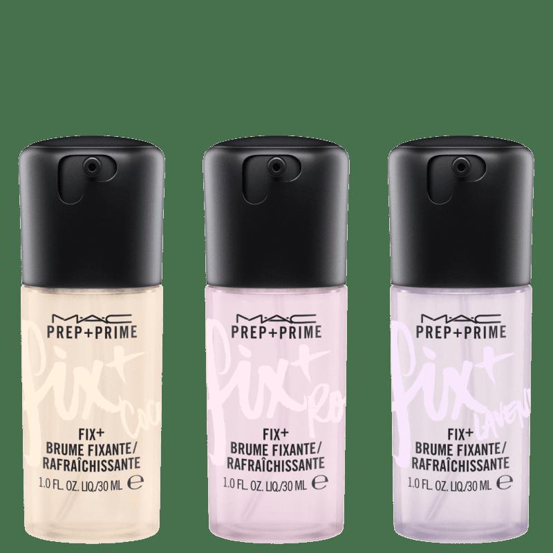 Kit M·A·C Shiny Pretty Things Fix+ Party (3 Produtos)