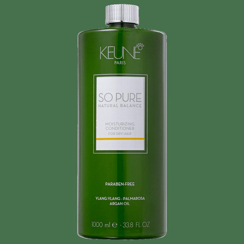 Keune So Pure Moisturizing - Condicionador 1000ml