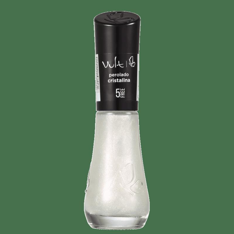 Esmalte Vult 5Free 43 Cristalina 8ml
