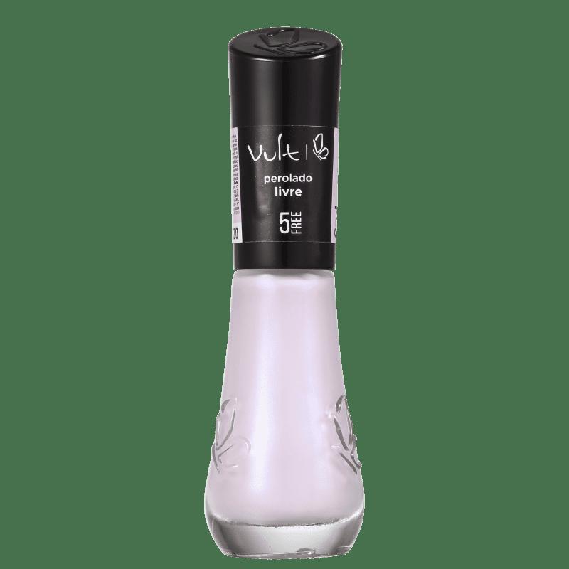 Esmalte Cremoso Vult 5Free 44 Livre 8ml