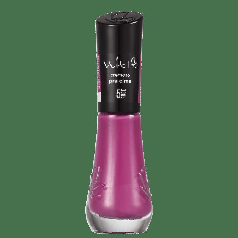Esmalte Cremoso Vult 5Free 46 Pra Cima 8ml