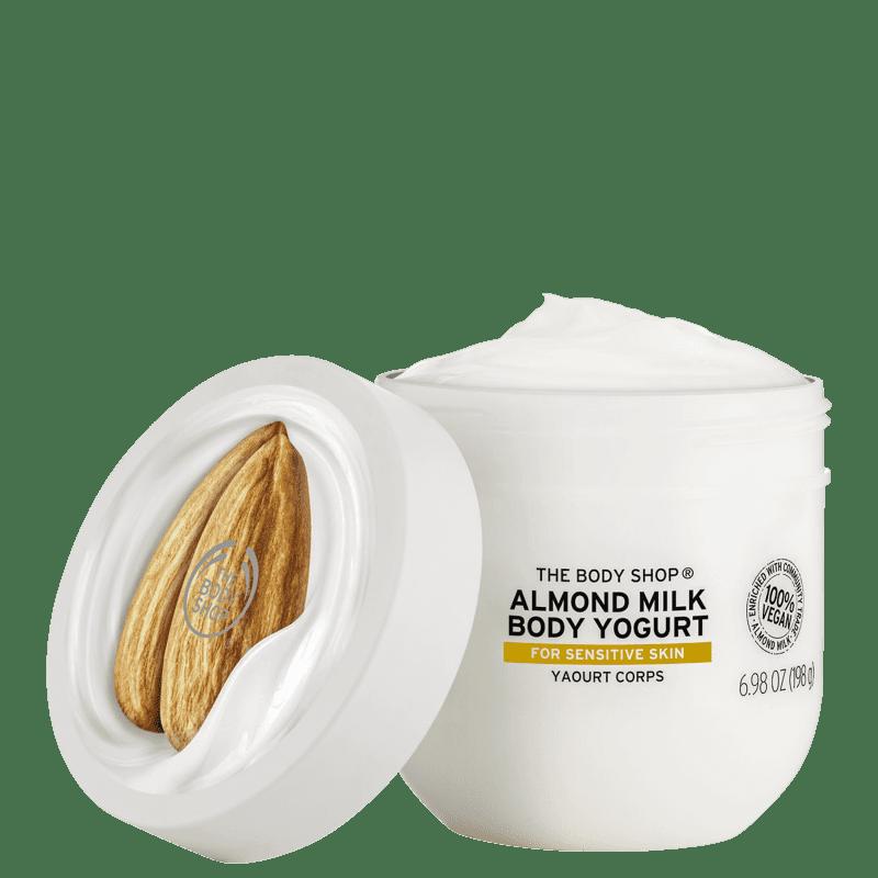 The Body Shop Almond Milk and Honey Yogurt - Creme Hidratante Corporal 200ml
