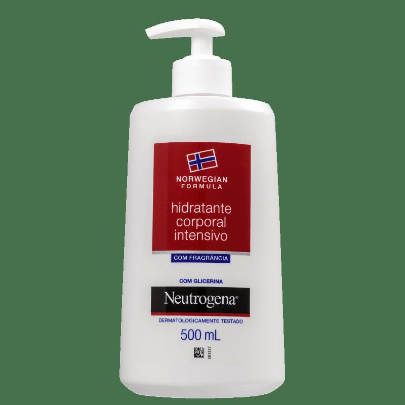 Neutrogena Norwegian Formula Fragrância - Hidratante Corporal 500ml