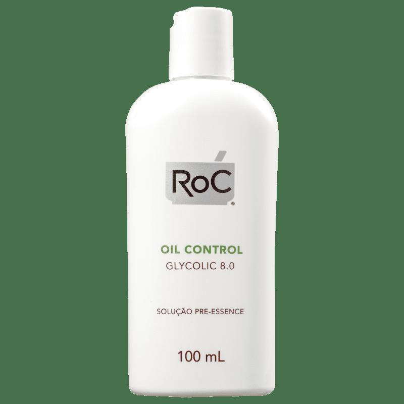 RoC Oil Control Glycolic 8.0 - Solução Anti-Idade 100ml