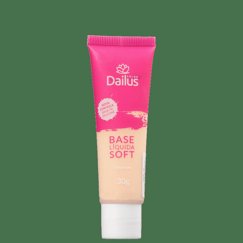 Dailus Soft 02 Nude - Base Líquida 30g