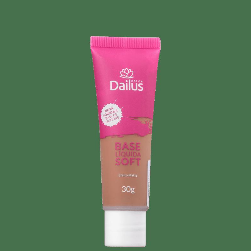 Dailus Soft 12 Marrom Médio - Base Líquida 30g