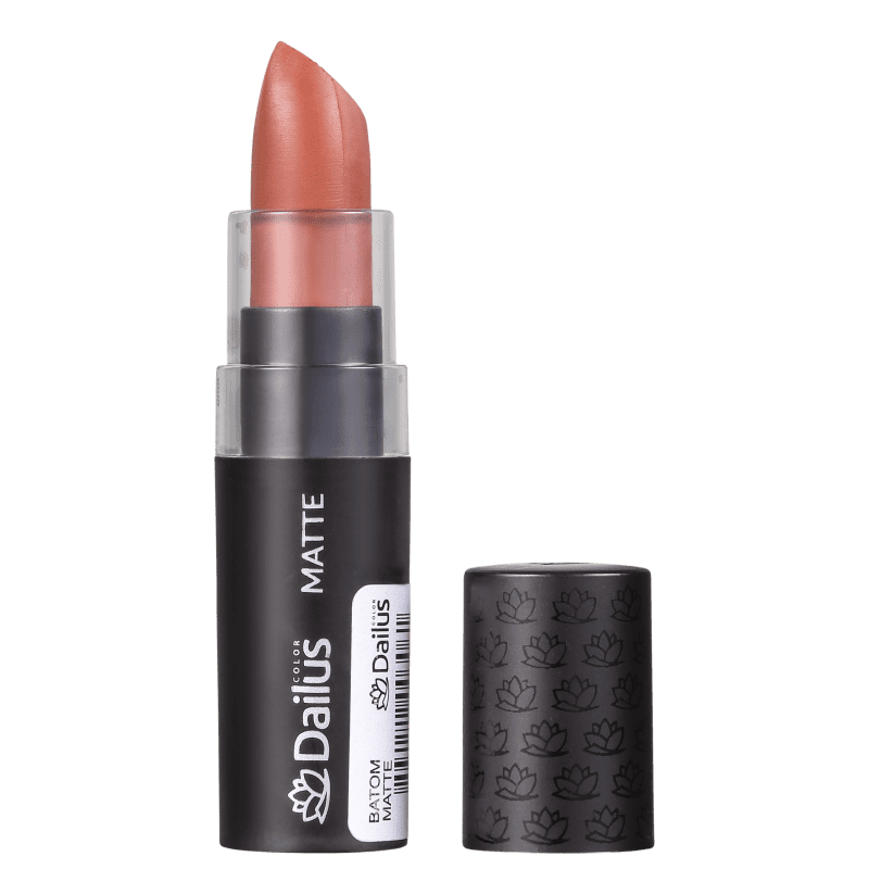 Dailus 12 Lips Classics - Batom Matte 4g